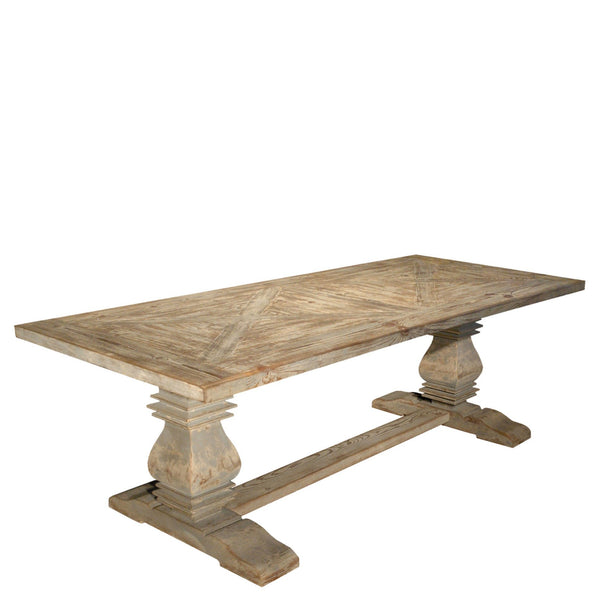 Balustrade Dining Table - Sarah Virginia Home
