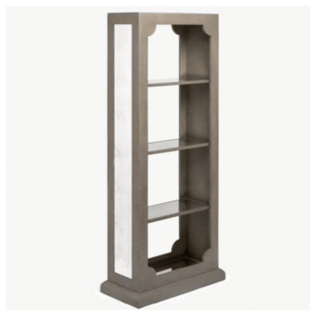 Tess Bookshelf (Seal) - Sarah Virginia Home