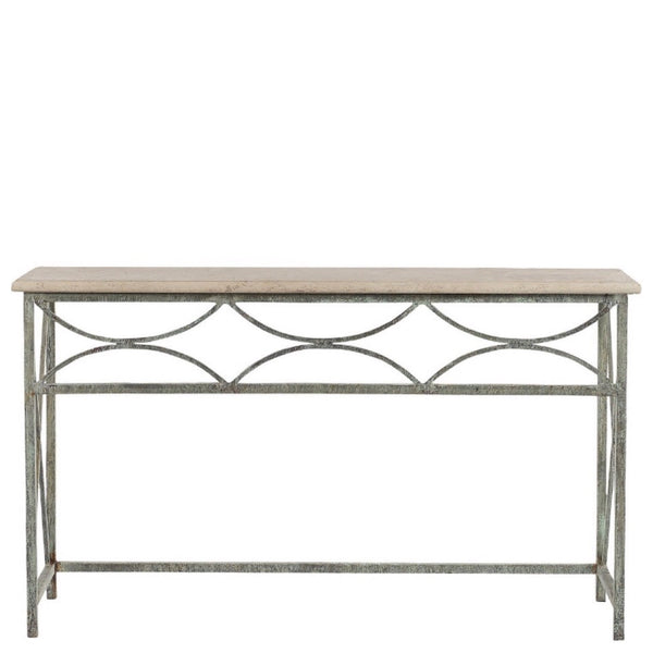 Hampton Diamond Console - Sarah Virginia Home