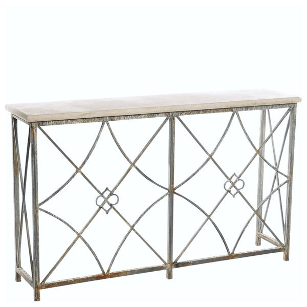 Diamond Clover Console (Multiple Sizes) - Sarah Virginia Home