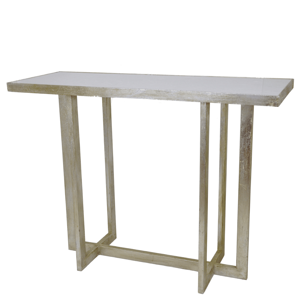 Addison Console (Silver) - Sarah Virginia Home