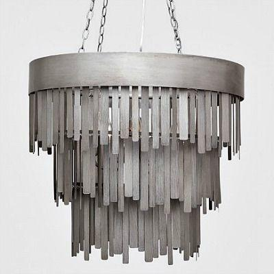Douglas Chandelier (Silver) - Sarah Virginia Home