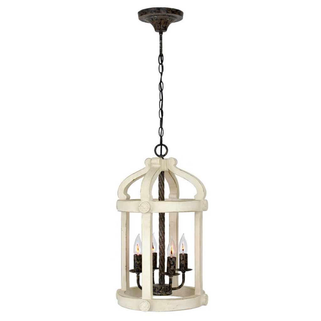 Bella Lantern (Ivory) - Sarah Virginia Home
