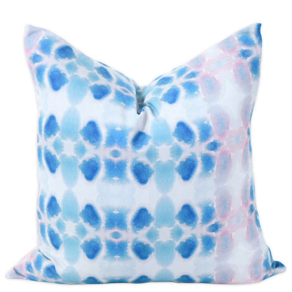 Bunglo Passion Flower Pillow - Sarah Virginia Home