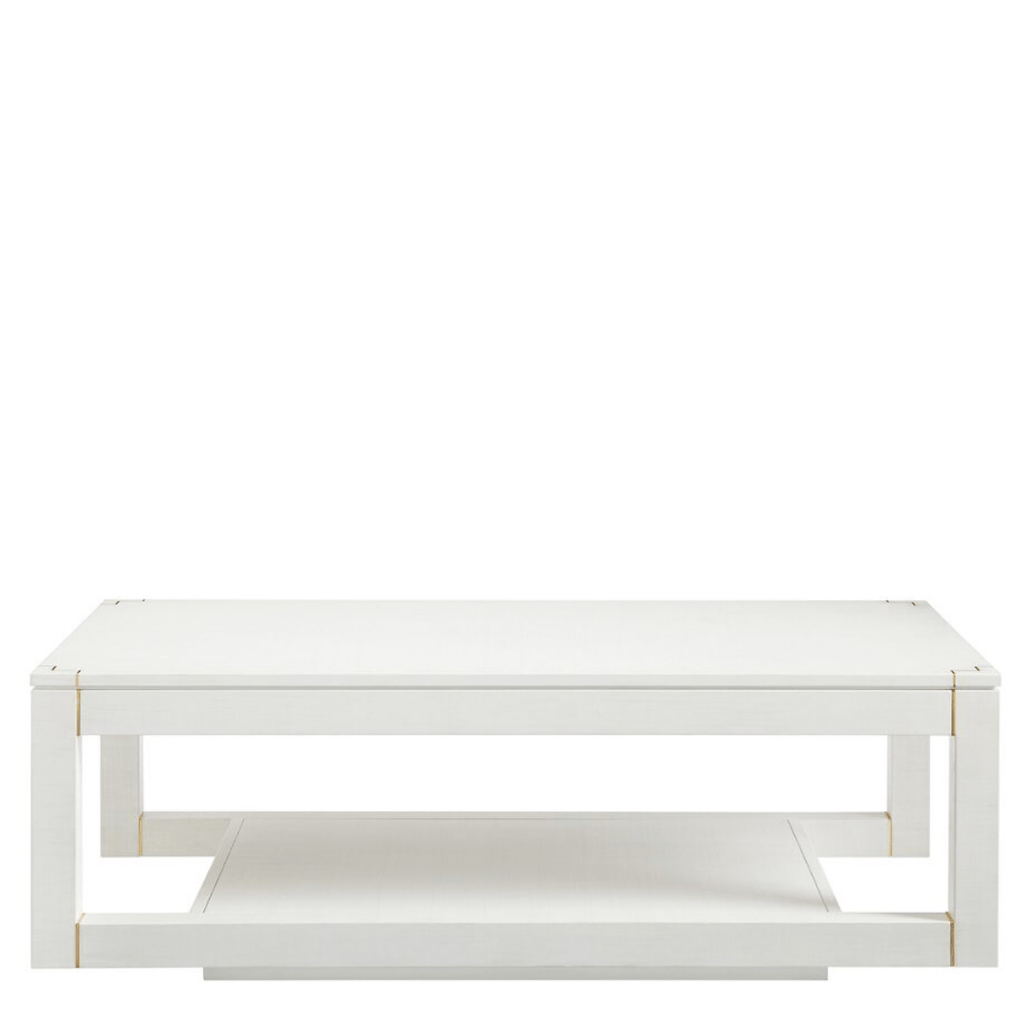 Parsons Rectangle Coffee Table - Sarah Virginia Home