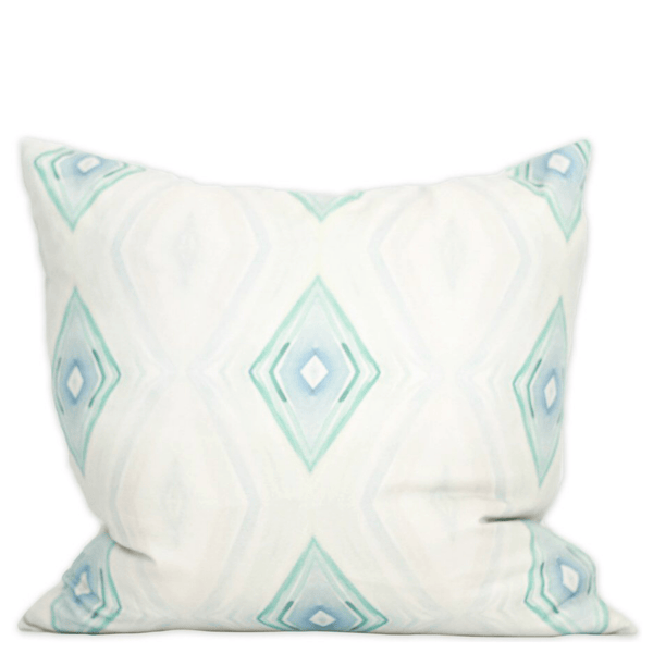 Bunglo Ocean Light Pillow - Sarah Virginia Home