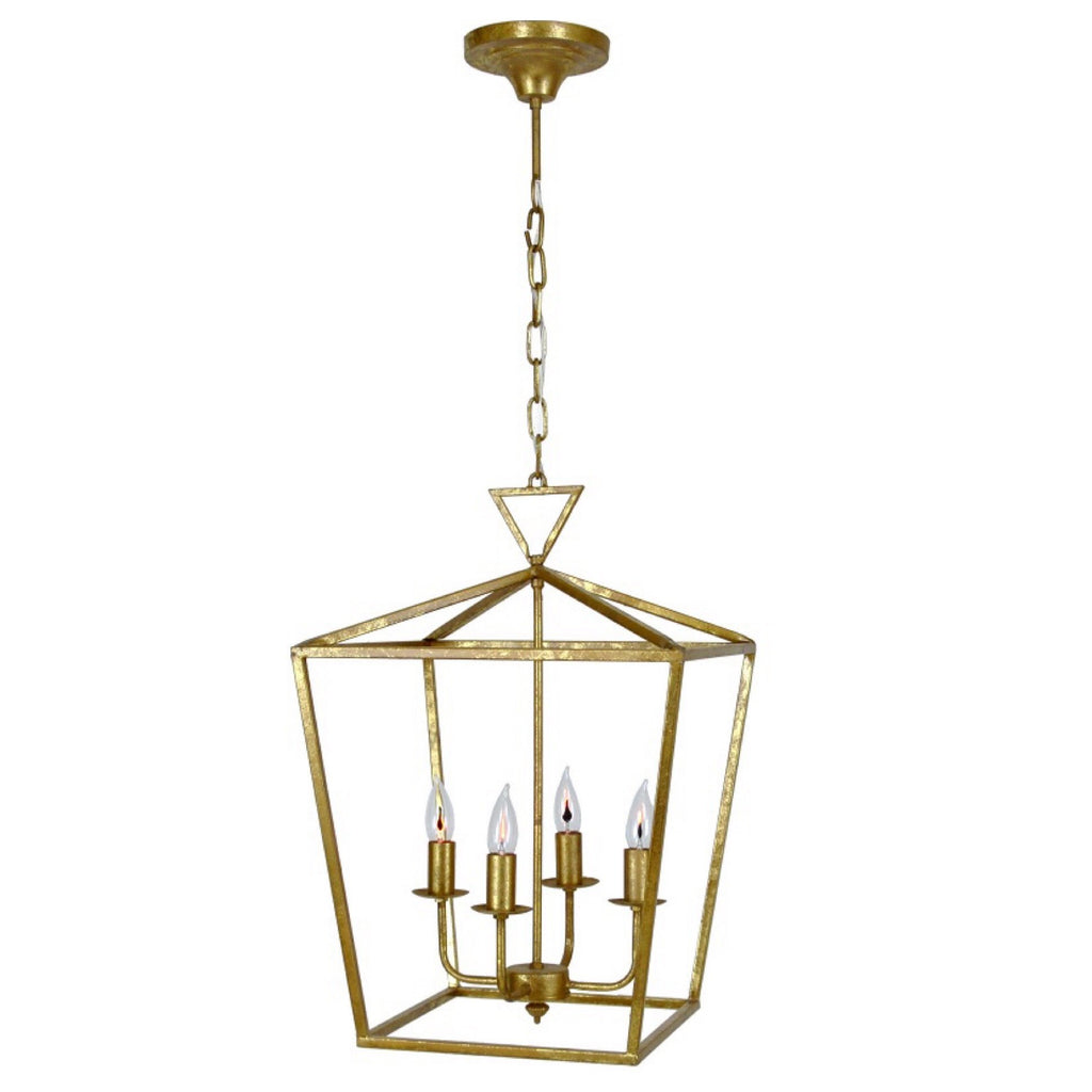 Naomi Lantern (Gold) - Sarah Virginia Home
