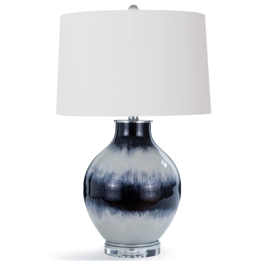 Indigo Table Lamp - Sarah Virginia Home