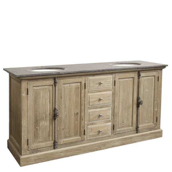 Double Bathroom Vanity - Sarah Virginia Home
