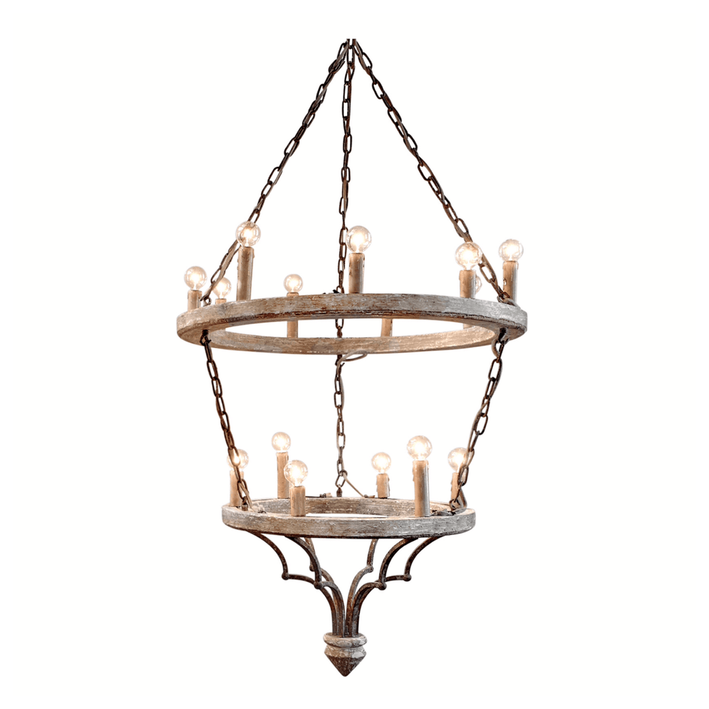 Evelyn Chandelier - Sarah Virginia Home