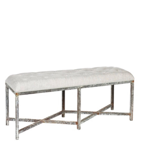 Savannah Bench - Sarah Virginia Home