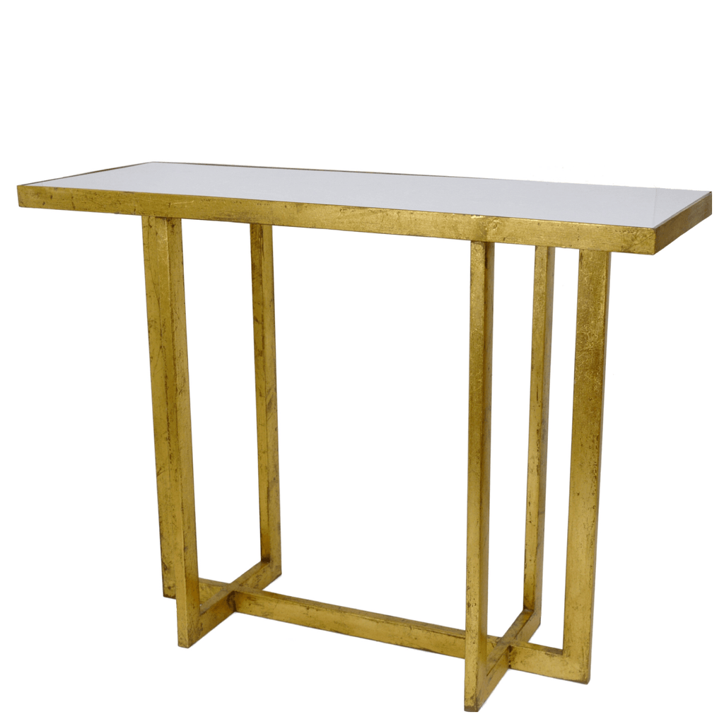 Addison Console (Gold) - Sarah Virginia Home