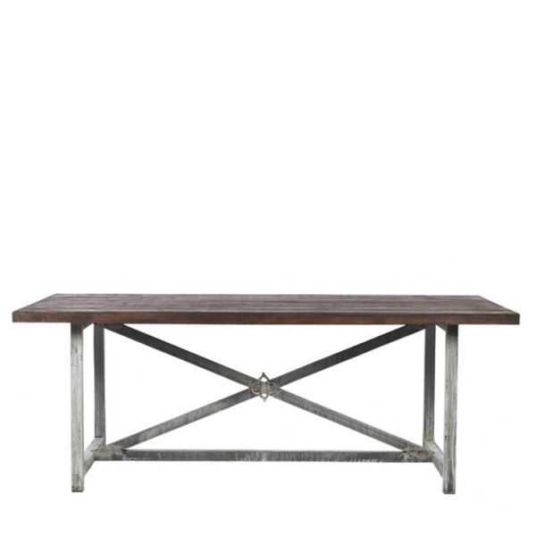 Soho Dining Table (7') - Sarah Virginia Home