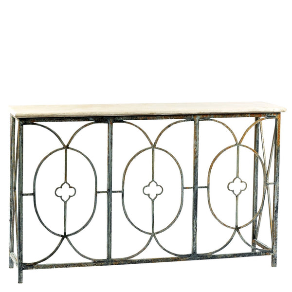 Rouge Console - Sarah Virginia Home