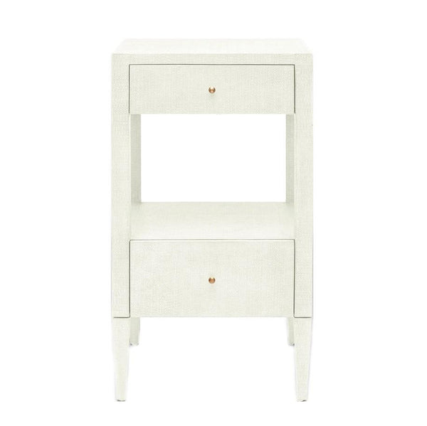 Conrad Nightstand (Single, Off-White)