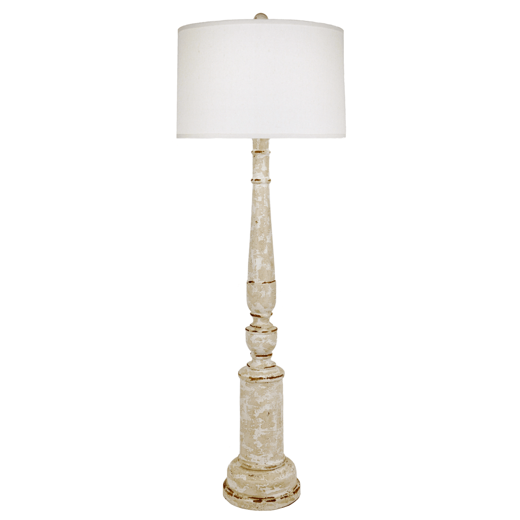 Roupe Floor Lamp - Sarah Virginia Home