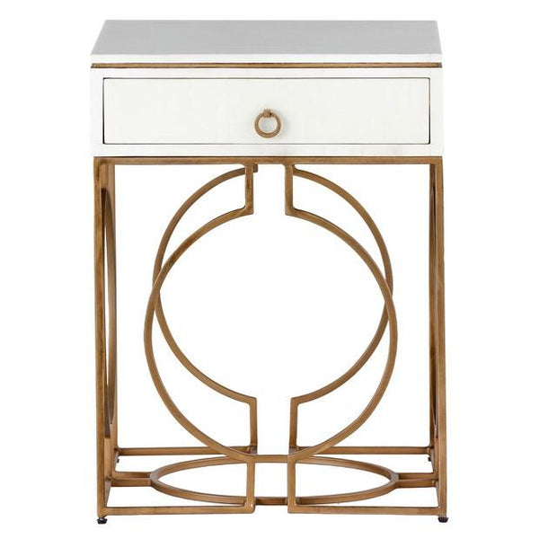 Kingston Side Table - Sarah Virginia Home