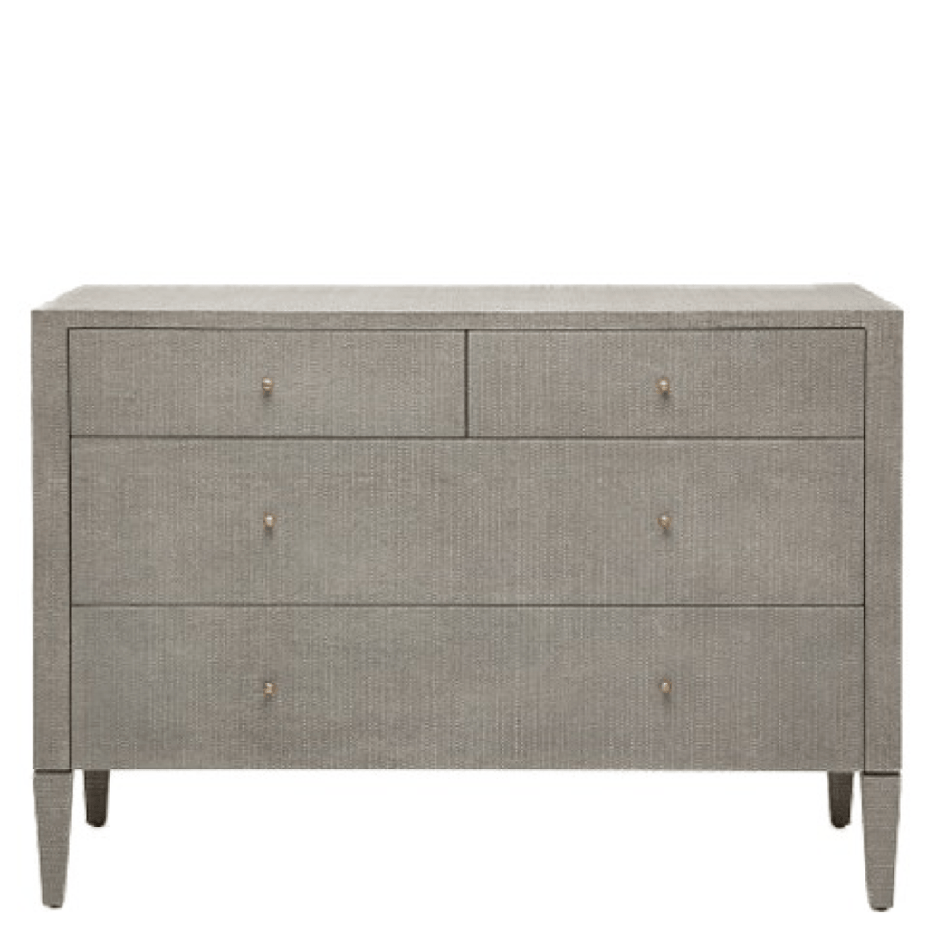 "Conrad 48"" Dresser (Dark Gray) - Sarah Virginia Home"