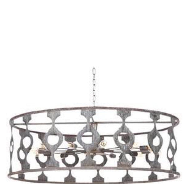 Arcadia Drum Pendant - Sarah Virginia Home