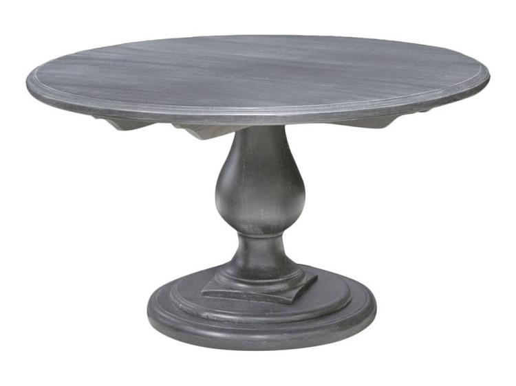 Round Pedestal Dining Table - Sarah Virginia Home
