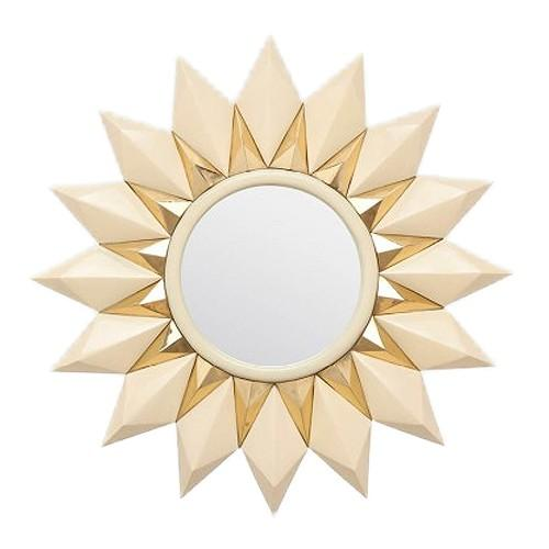 Marten Sunburst Mirror - Sarah Virginia Home