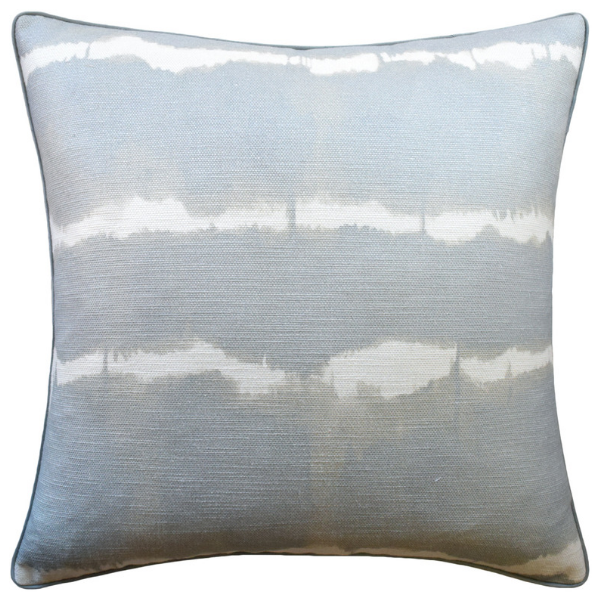 Baturi Pillow (Mist) - Sarah Virginia Home