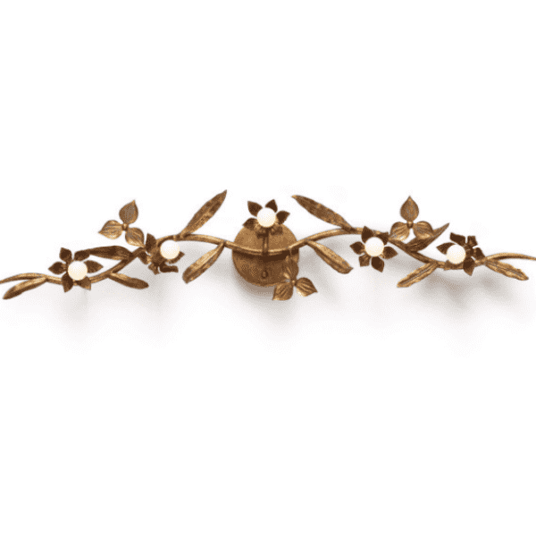 Trillium Sconce - Sarah Virginia Home