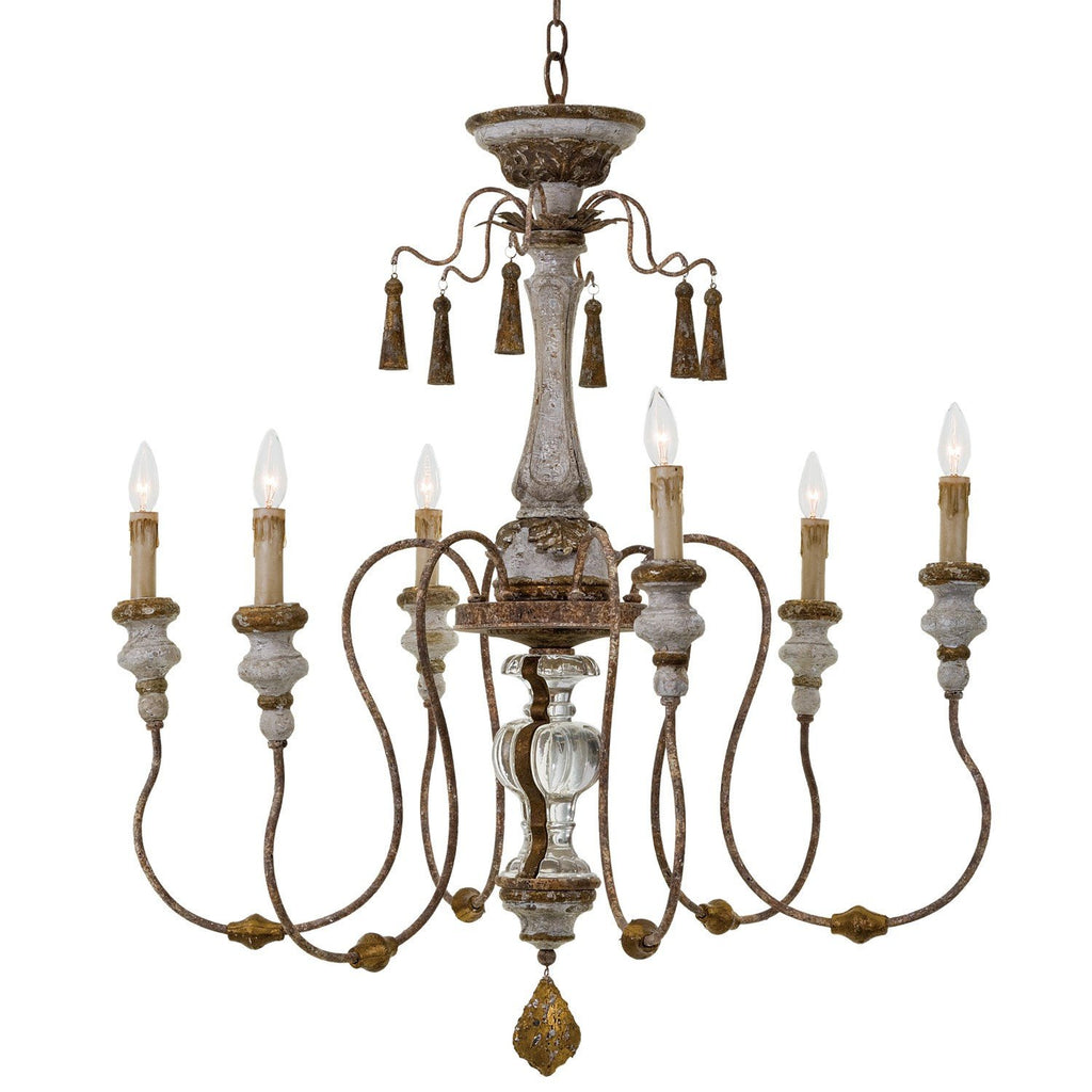 Regina Andrew Maison Chandelier - Sarah Virginia Home