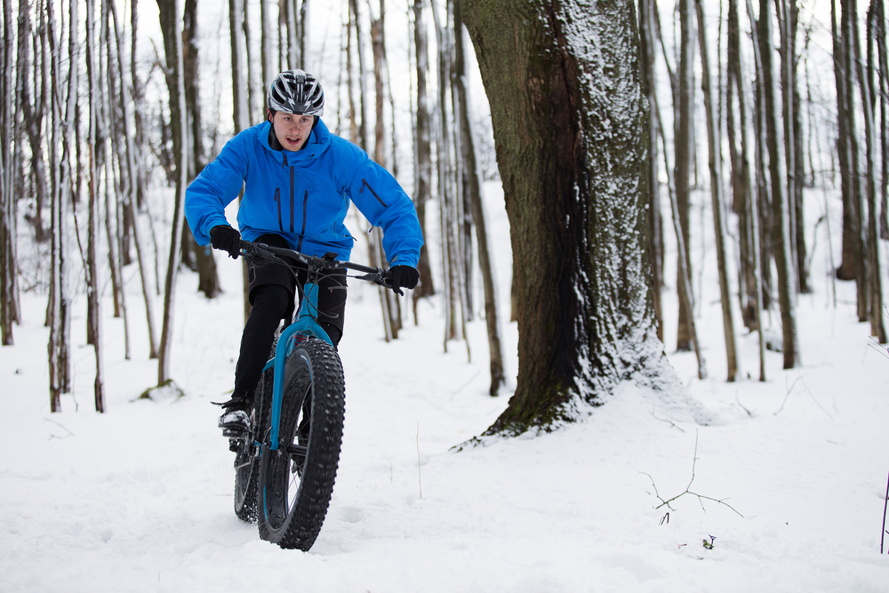 The Tips For Riding Fat Bike Winter