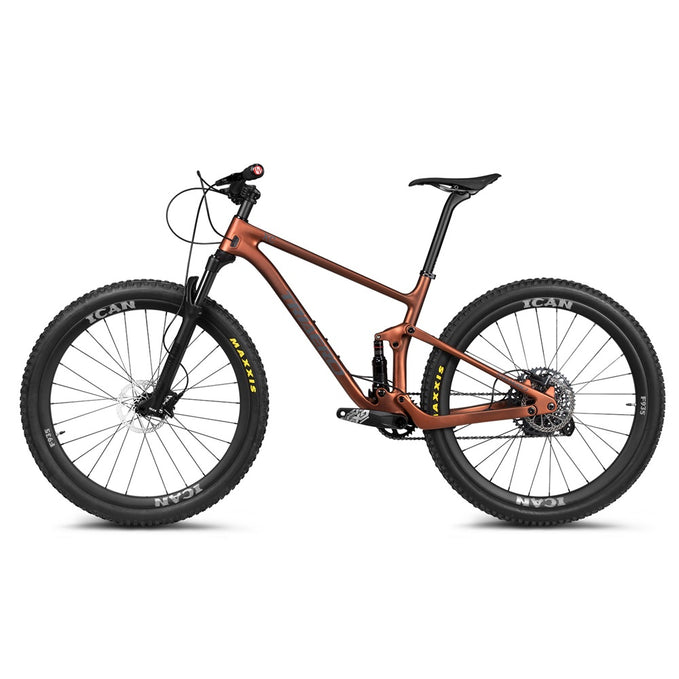 De best betaalbare full suspension XC MTB S3