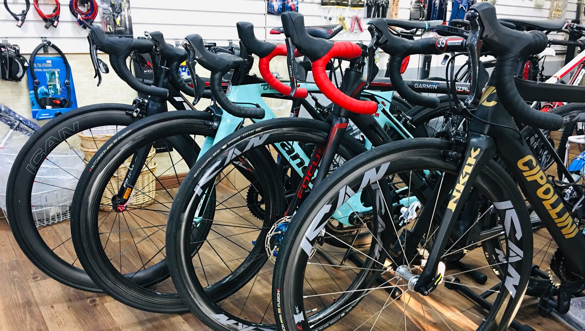 Carbon Road Bike Wheels Buyers' Guide 2019
