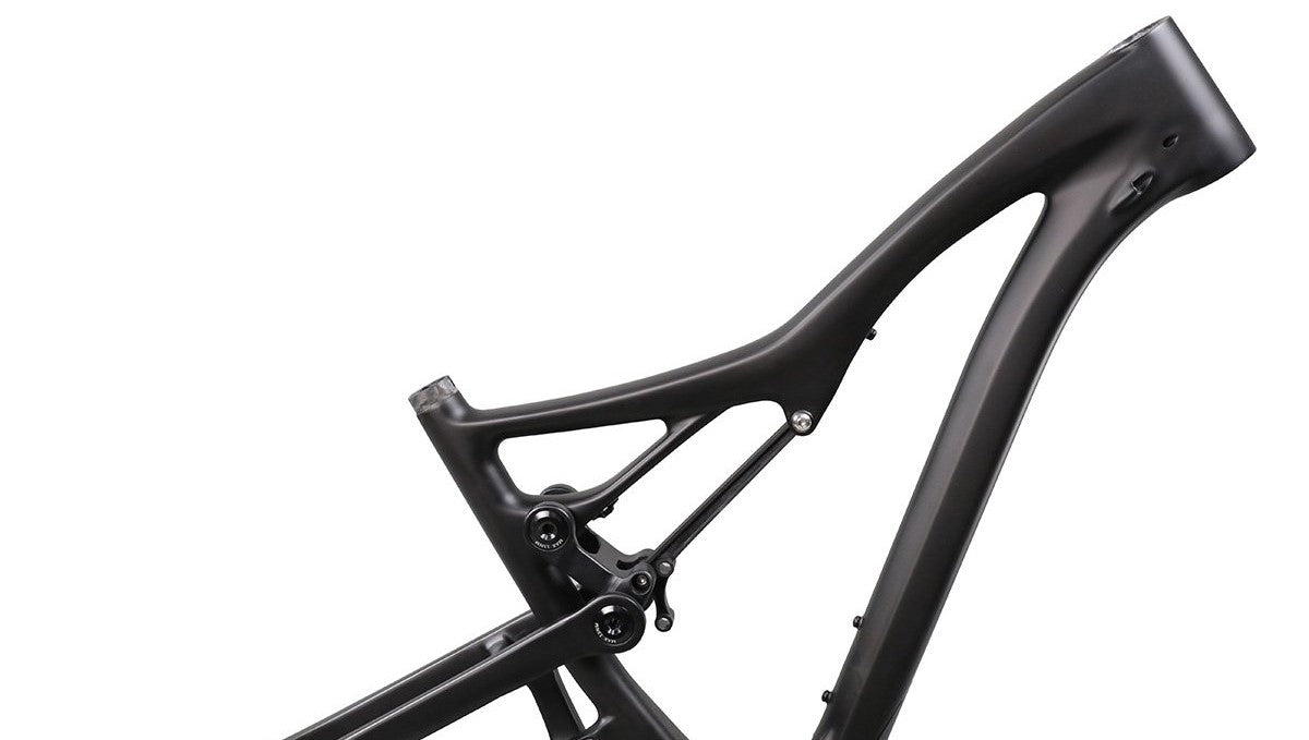 ICAN 650B all mountain carbon suspension frame — One of the most popular frame for adventurers