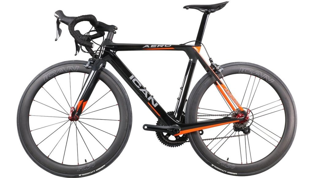Carbon Road Bike AERO007 - The Beast of the Roads