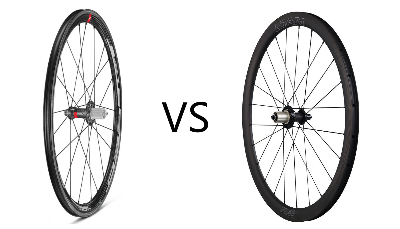 It is far from a 2:1 bet that ICAN wheels are the best value.