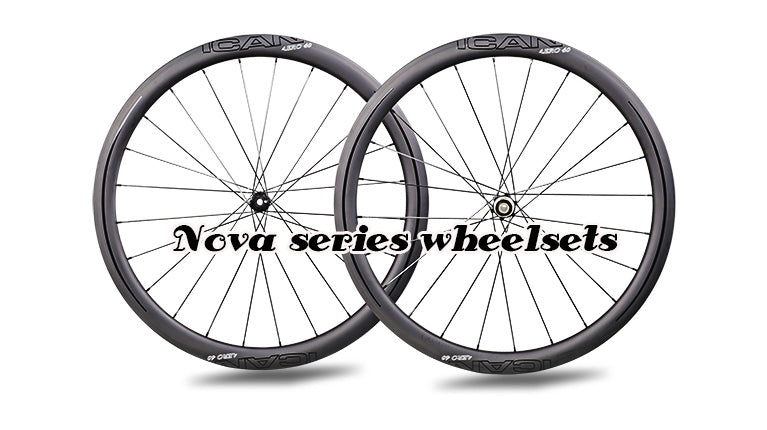 Nova Series Road Bike Wheelsets