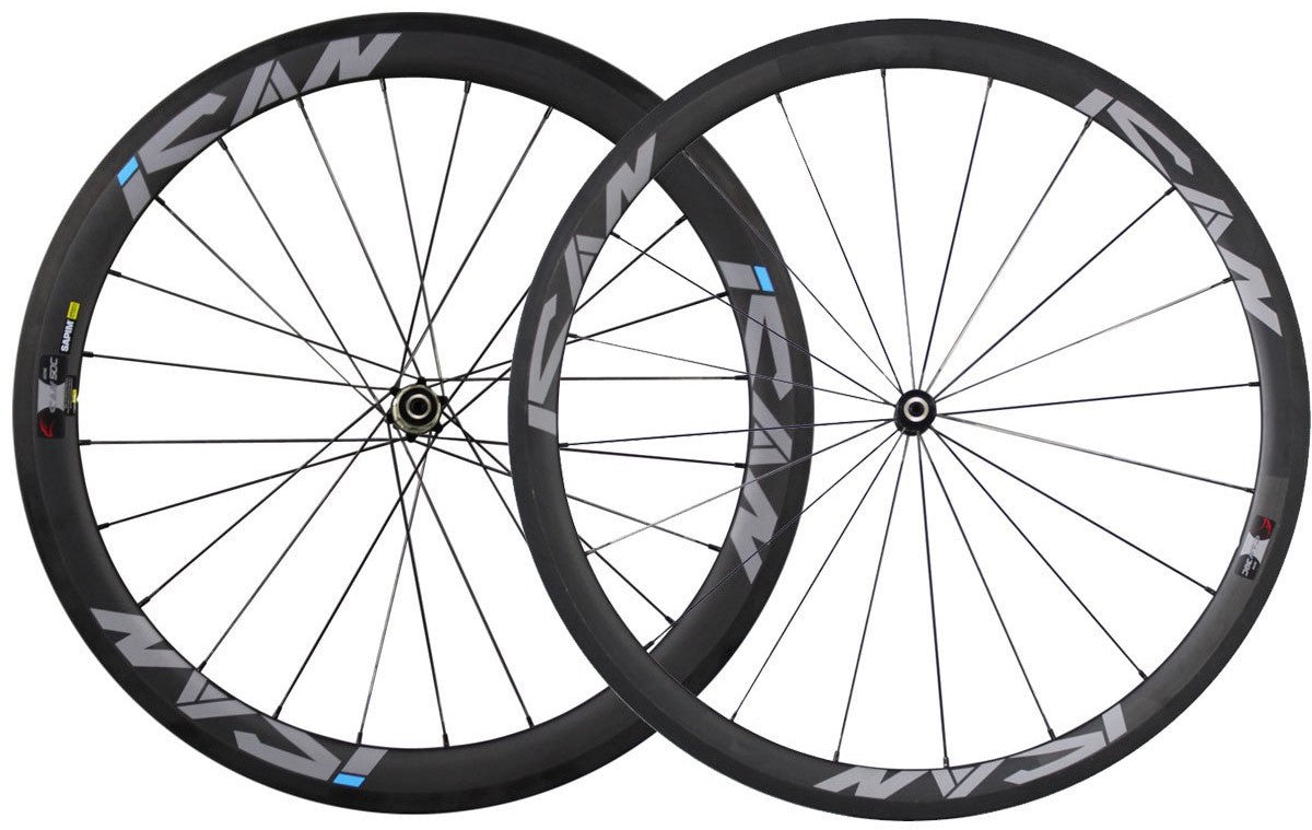 50 Wheelset with Novatec Hub Sapim CX-Ray Spokes