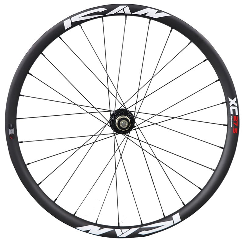 27.5er XC Trail Carbon Wheelset