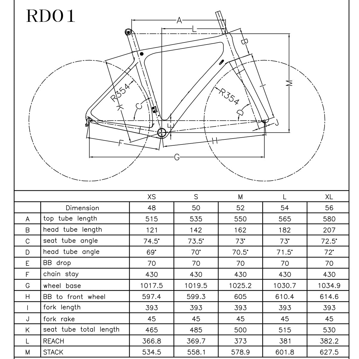 ICAN disc brake road bike frameset