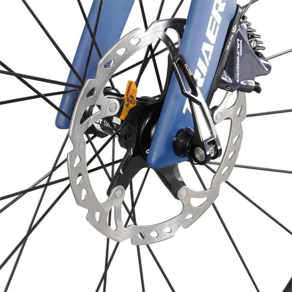 Disc Road Frame A9 Hub
