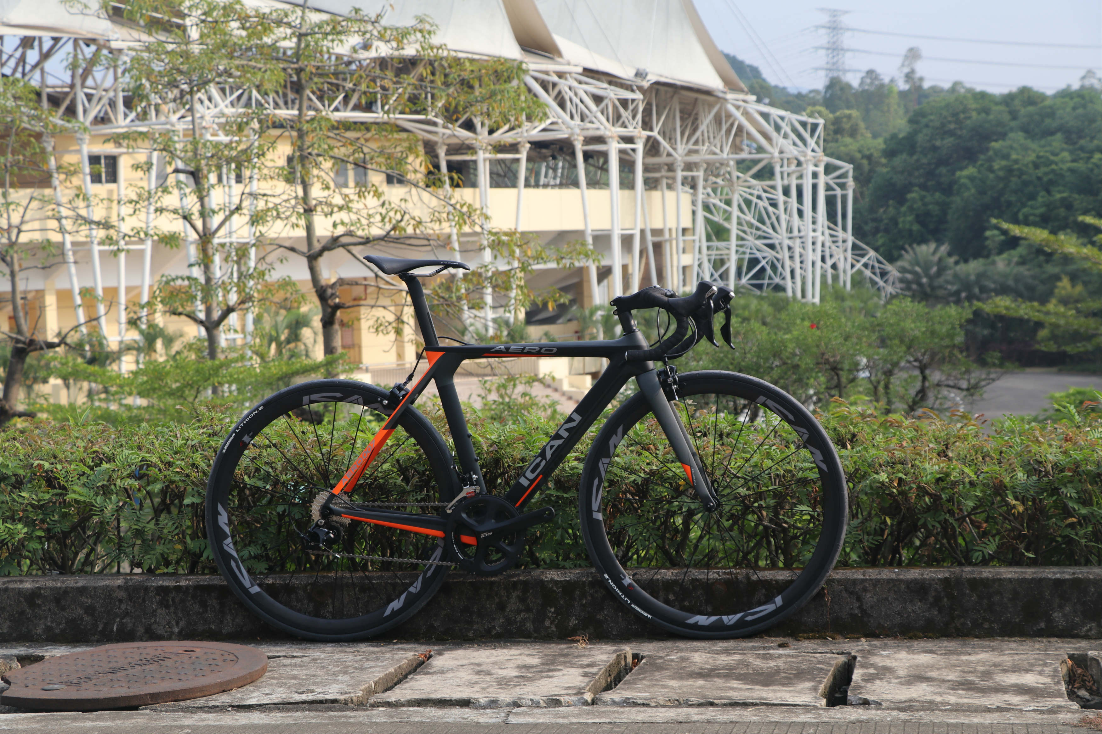 Carbon Road Bike AERO007 G3 Wheelset