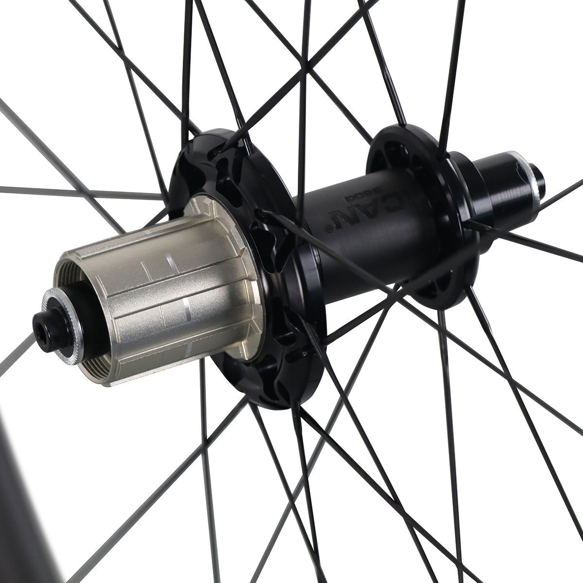 FL40 Wheelset with 2:1 Spokes icancycling