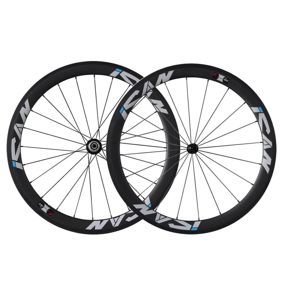 Roues Carbone 50mm