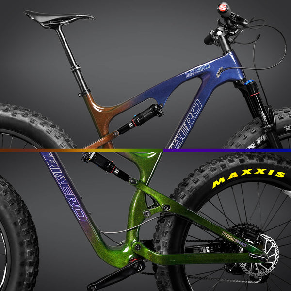 SN04 Fat Bike Rainbow