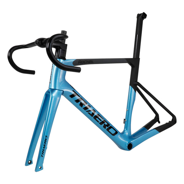 ICAN A9 Carbon Disc Road Bike Frameset A9 Dsic Brake Frameset