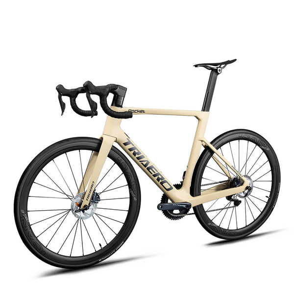 ICAN A9  carbon road disc bike Shimano R8070 GROUPSET