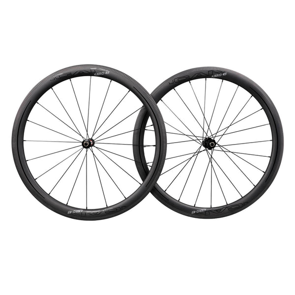 ICAN AERO 45 DT240s/350s Road Bike Wheelset
