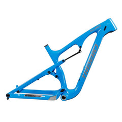 Carbon Full Suspension Fat bike Frame SN04
