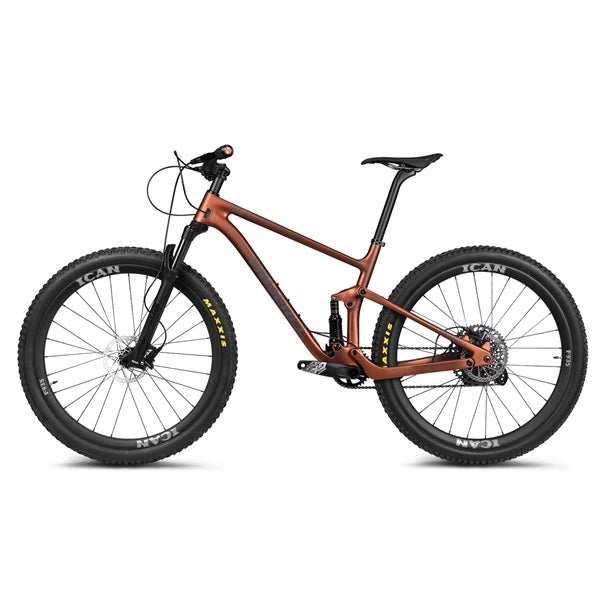 Mountain bike XC full suspension s3