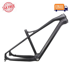 Carbon Fat Bike Frame SN02 17 inch (Free Shipping and Taxes Free)