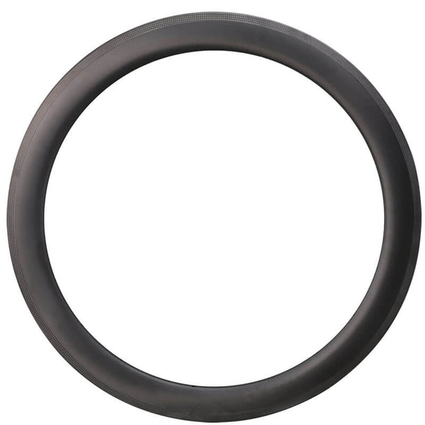 ICAN 55mm Rim Carbon road bike rim Clincher Tubeless Ready